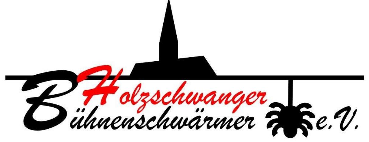 Bühnenschwärmer Holzschwang